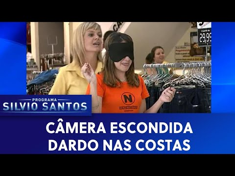 (New) Dardo nas costas | câmeras escondidas (29 11 20)