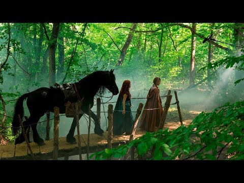 (HD) Family fantasy adventure films : albion- the enchanted stallion