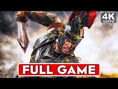 (New) Ryse son of rome gameplay walkthrough part 1 full game [4k 60fps pc ultra] - no commentary