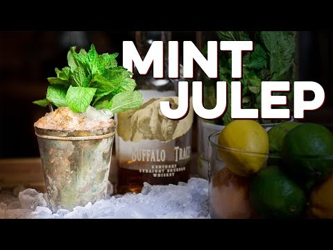 (HD) Mint julep | how to drink
