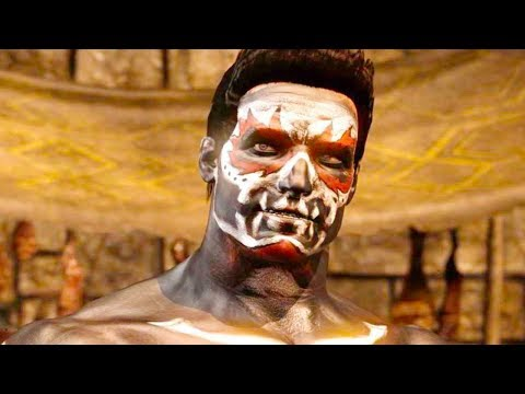 (New) Mortal kombat xl - johnny cage halloween skin pc mod performs intro dialogues vs all characters