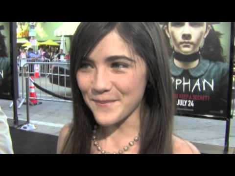 (New) Isabelle fuhrman interview - orphan