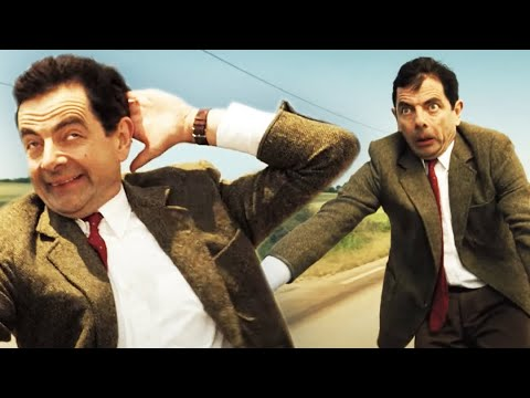 (Ver Filmes) Bicycle bean 🚲 | mr beans holiday | funny clips | mr bean official