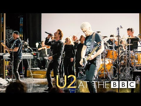 (New) U2 - all i want is you (preview: u2 at the bbc)
