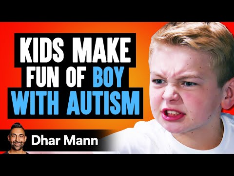 (Ver Filmes) Kids make fun of boy with autism, instantly regret it | dhar mann