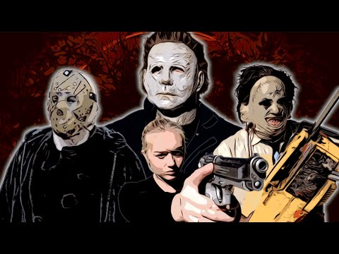 (Ver Filmes) Jason voorhees vs michael myers vs leatherface || a short fan film