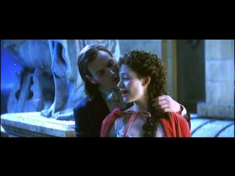 (New) The phantom of the opera - all i ask of you (from movie).