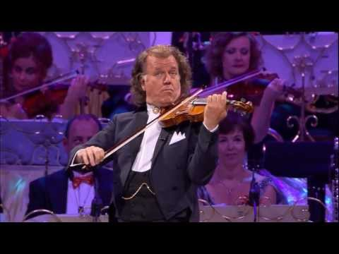 (New) Nearer, my god, to thee - andré rieu (live in amsterdam)