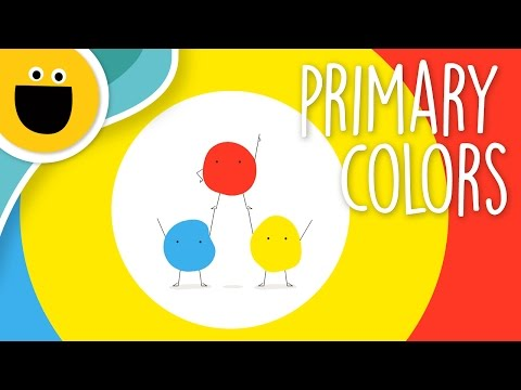 (Ver Filmes) Primary colors song (sesame studios)