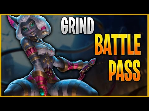 (New) ♥️paladins how to level up battle pass fast