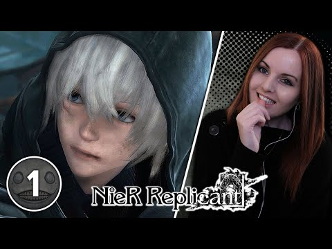 (New) Im in love already! - nier replicant ps5 gameplay part 1