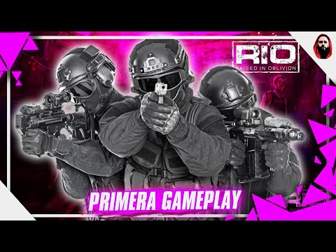 (New) Rio raised in oblivion - minha primeira gameplay no pre-alpha! analise completa