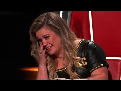 (New) Top 10 performance that made coaches cry in the voice audition 2018