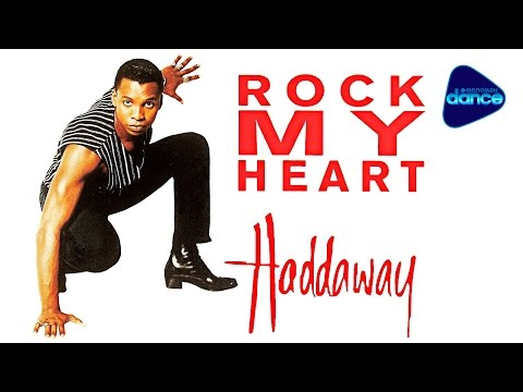(New) Haddaway - rock my heart (1994) [official video]