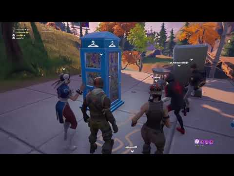 (VFHD Online) Toxic player reacts to defaults turning into the rarest skins in fortnite(renegade raider, aerial)