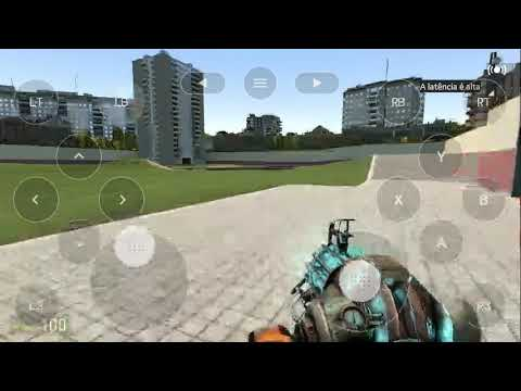 (New) Garrys mod on android official (nvidia geforce android app)
