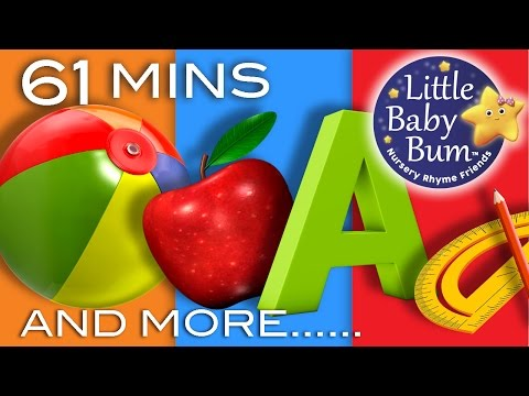 (Ver Filmes) Learning songs | abcs, colors, 123s, growing-up and more! | preschool songs | from littlebabybum!