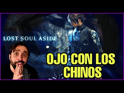 (New) ¡ojo con playstation en china! lost soul aside pinta brutal