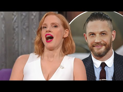(New) Tom hardy being thirsted over by female celebrities!