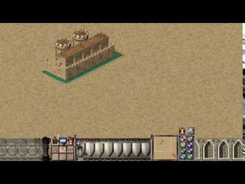 (New) Stronghold crusader best shield tactic