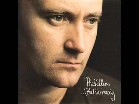 (New) Phil collins - something happened on the way to heaven