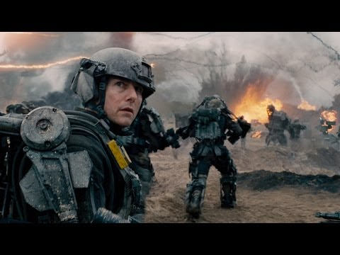(New) Edge of tomorrow - official trailer 1 [hd]