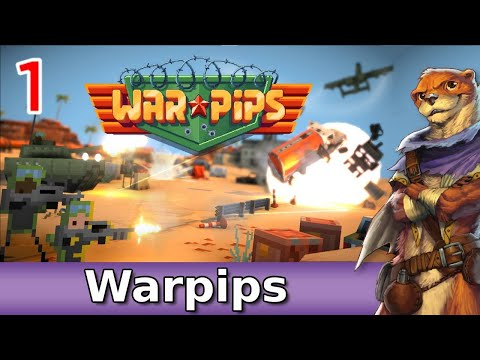 (New) Lets play warpips w  bog otter ► episode 1