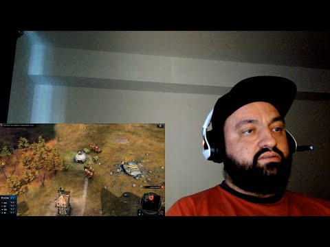 (New) Age of empires 4 - official gameplay trailer - reaction