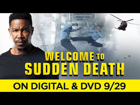 (New) Welcome to sudden death | trailer | own it now on digital e dvd