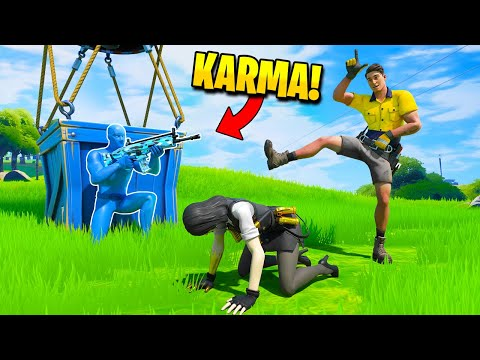 (New) Top 100 instant karma moments in fortnite (part 4)