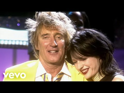 (New) Rod stewart - i dont want to talk about it (from one night only! live at royal albert hall)