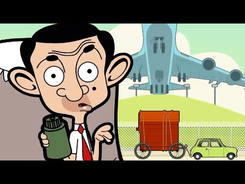 (Ver Filmes) Bean away (mr bean season 3) | new funny clips | mr bean official