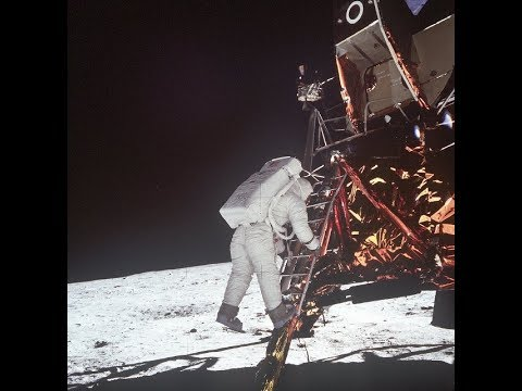 (New) Apollo 11: one small step on the moon for all mankind