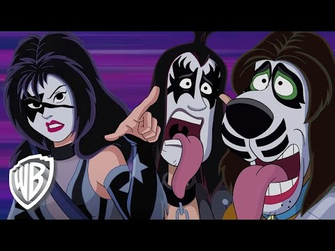 (HD) Scooby-doo! and kiss | the ascot five