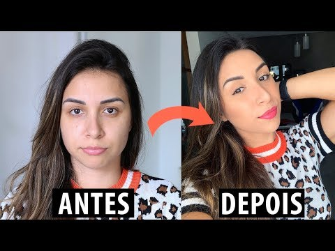 (New) Aquela make que parece estar sem make | linda e natural