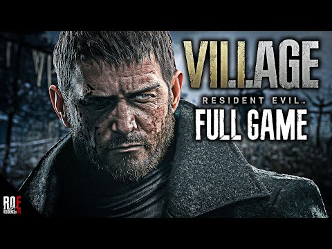 (New) Resident evil 8: village    full gameplay (ps5)   first impressions   🔴live