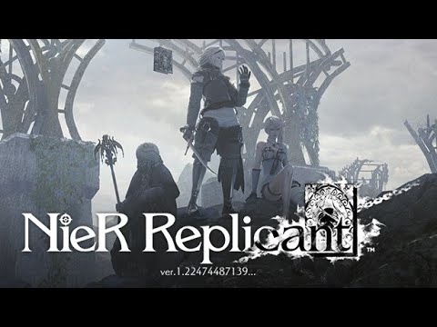(New) Nier replicant remasters opening 2021 (cinematic game trailer)