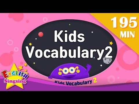 (Ver Filmes) Kids vocabulary 2 compilation -all collection (abc first dictionary)|english for kids