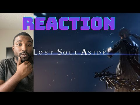 (New) Lost soul aside gameplay trailer reaction (a chinese devil may cry mix with final fantasy!!!!)