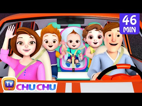(VFHD Online) Traveling song + more chuchu tv baby nursery rhymes e kids songs