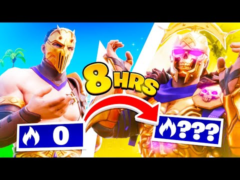 (Ver Filmes) I played arena for 8 hours straight in the new fortnite season 5... (fortnite battle royale)