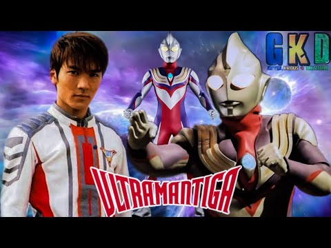 (New) Ultraman tiga | episódio 37 | dublado