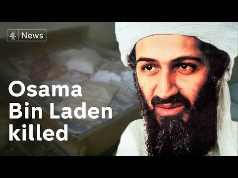 (New) Osama bin laden killed as raid is watched live by obama