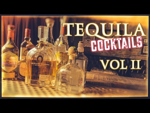 (HD) Tequila cocktails vol ii