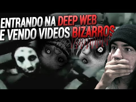 (New) Entrando e vendo videos da deep web #7