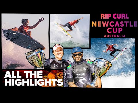 (Ver Filmes) All the highlights from the rip curl newcastle cup