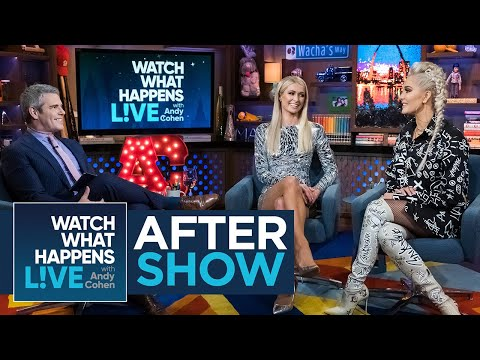 (New) After show: paris hilton on the kardashians