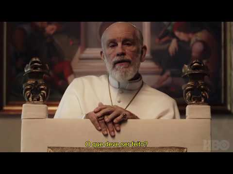 (New) The new pope | trailer 1ª temporada - legendado