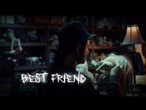 (New) Best friend - scary short horror film (2021)