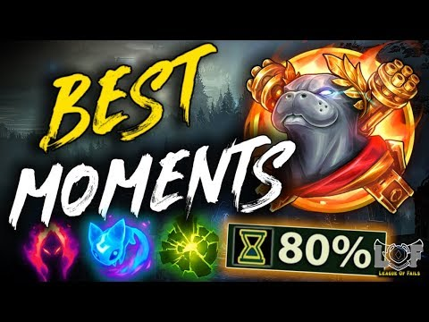 (VFHD Online) Urf 1 hour fun montage 2019 - league of legends plays | lol best moments #155